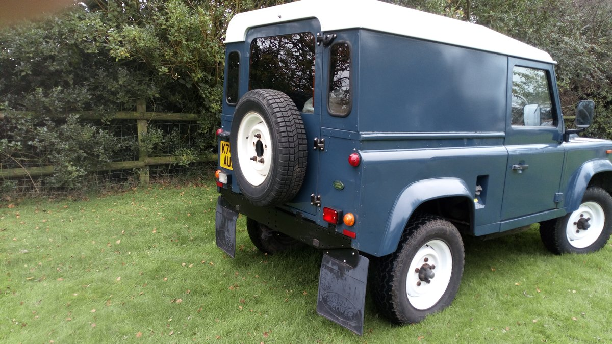 1992 Land Rover Defender 90 200tdi NOW SOLD SOLD (picture 3 of 3)