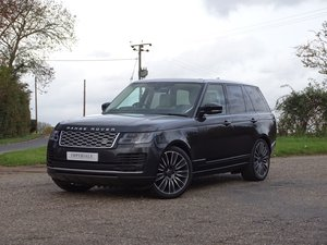 Picture of 201818 Land Rover RANGE ROVER