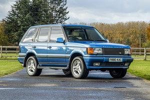 1997 Range Rover P38 HSE Autobiography - Ex Noel Edmonds