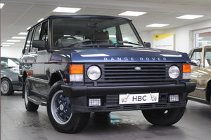 Picture of 1994 Range Rover Vogue 4.2 LSE - Plymouth Blue