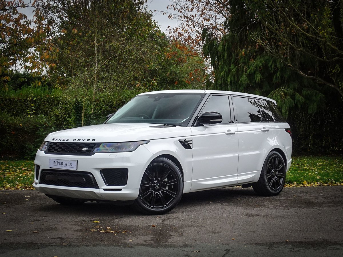 201919 Land Rover RANGE ROVER SPORT For Sale (picture 1 of 20)