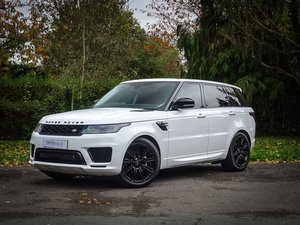 Picture of 201919 Land Rover RANGE ROVER SPORT