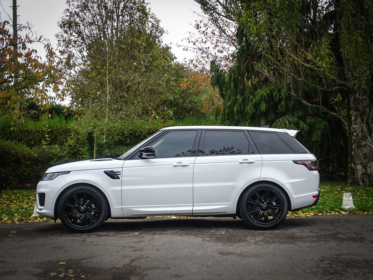 201919 Land Rover RANGE ROVER SPORT For Sale (picture 2 of 20)