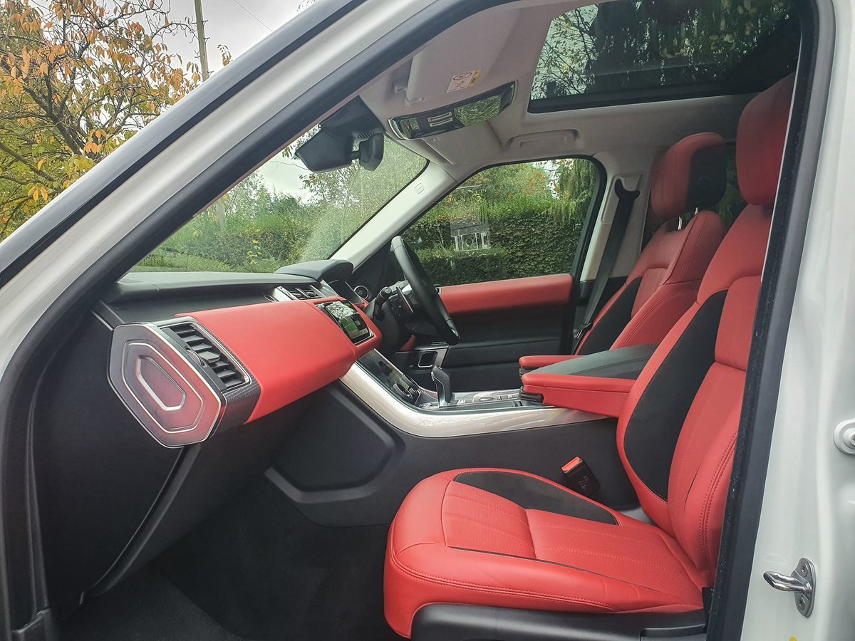 201919 Land Rover RANGE ROVER SPORT For Sale (picture 4 of 20)
