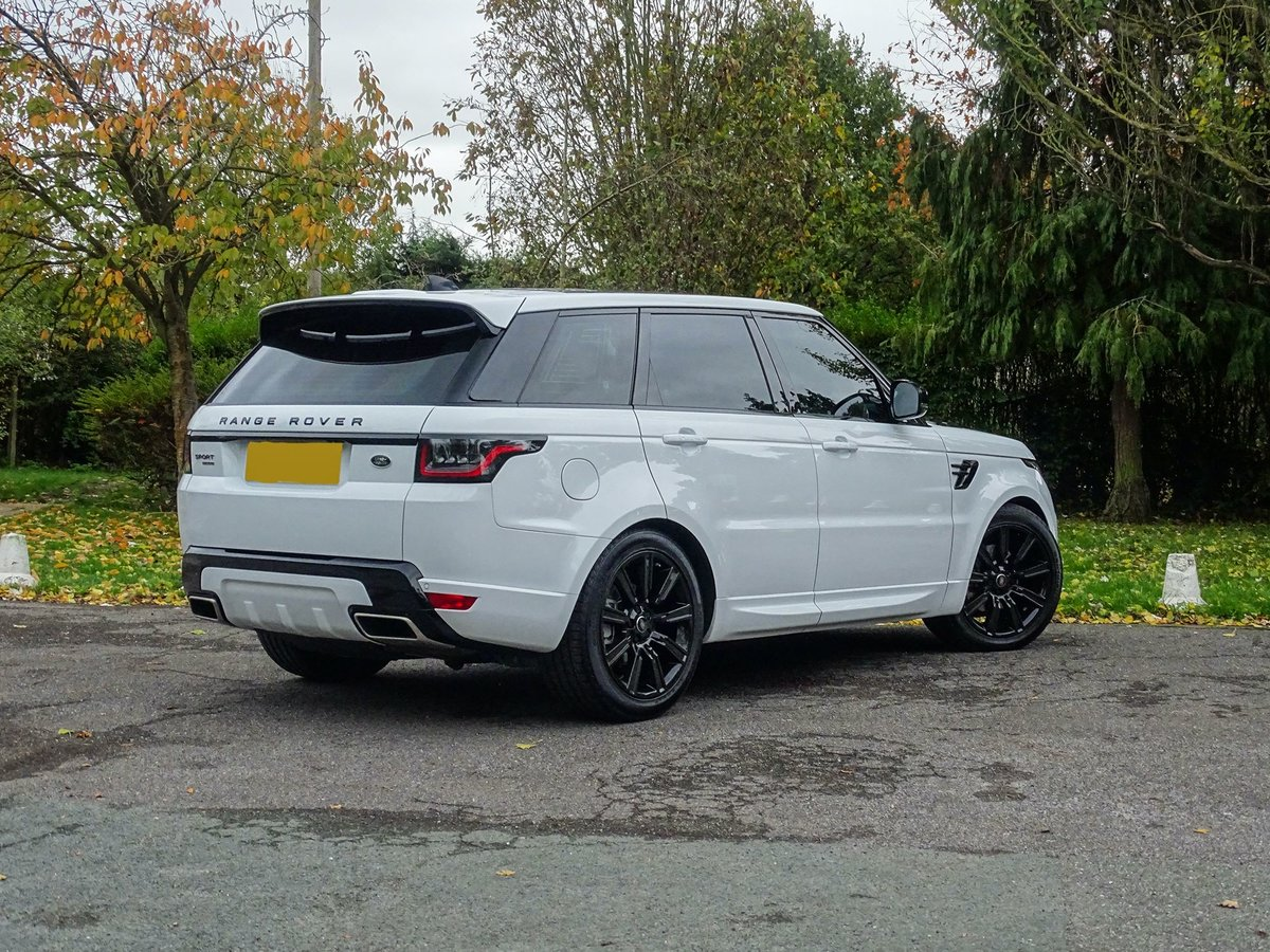 201919 Land Rover RANGE ROVER SPORT For Sale (picture 5 of 20)