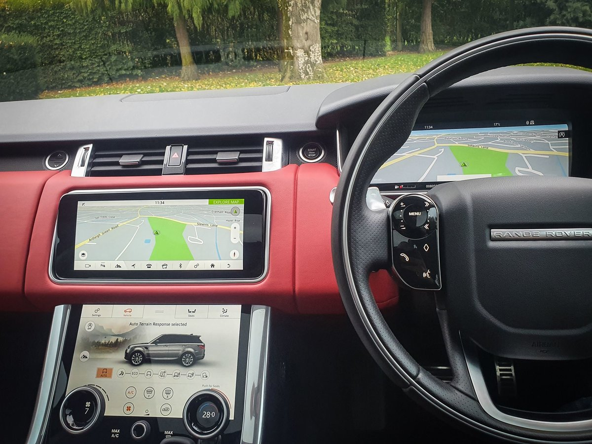 201919 Land Rover RANGE ROVER SPORT For Sale (picture 9 of 20)