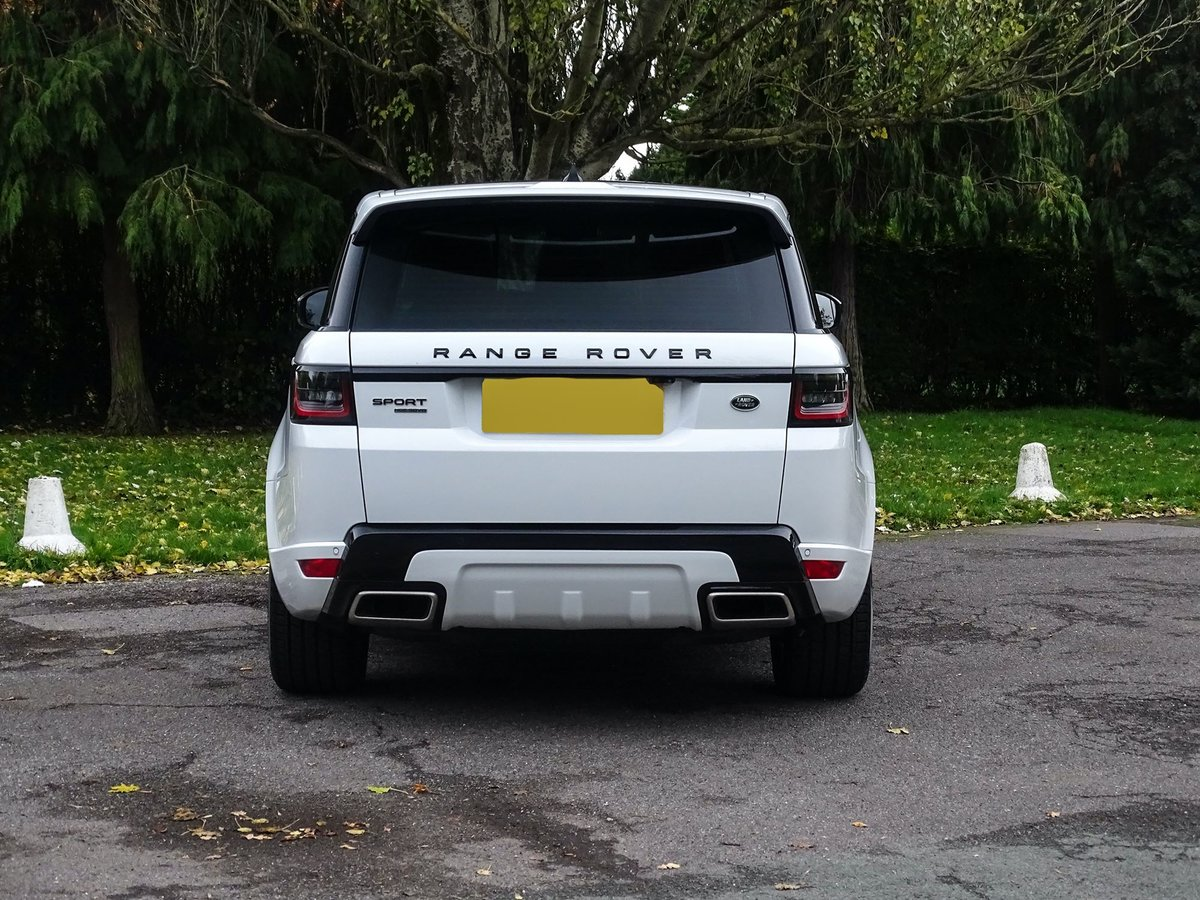 201919 Land Rover RANGE ROVER SPORT For Sale (picture 12 of 20)