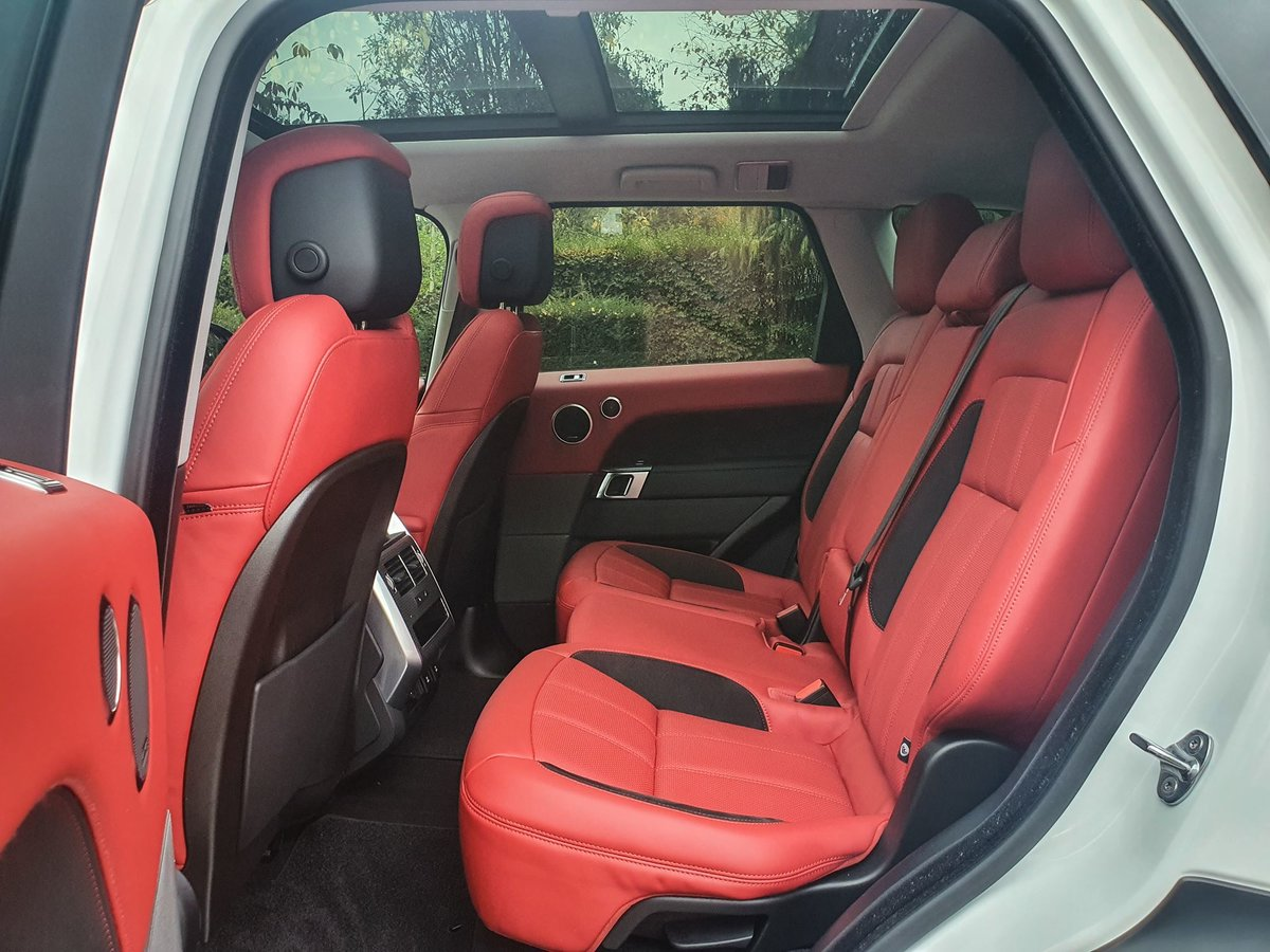 201919 Land Rover RANGE ROVER SPORT For Sale (picture 14 of 20)
