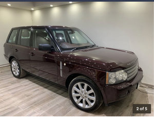 Picture of 2005 Range Rover 35th anniversary