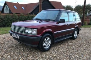 Picture of 2001 RANGE ROVER P38 COUNTY
