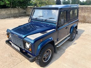Picture of 1998 defender 90 50th anniversary 4.0V8 +1 owner past 20 years SOLD