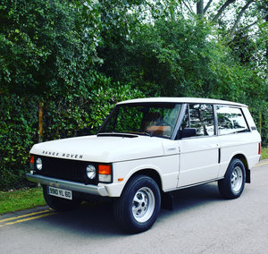 Picture of 1991 LHD KINGSLEY K2R RANGE ROVER CLASSIC 2 DOOR 4.6 For Sale