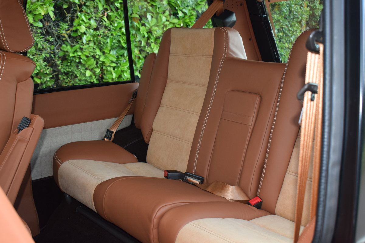 1991 LHD KINGSLEY K2R RANGE ROVER CLASSIC 2 DOOR 4.6 For Sale (picture 5 of 6)