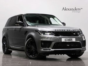 18 68 RANGE ROVER SPORT AUTOBIOGRAPHY DYNAMIC AUTO