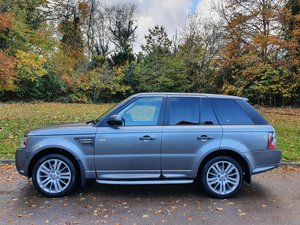 Picture of 2010 Range Rover Sport.. HSE TDV8.. Fully Loaded Top Spec + FSH SOLD