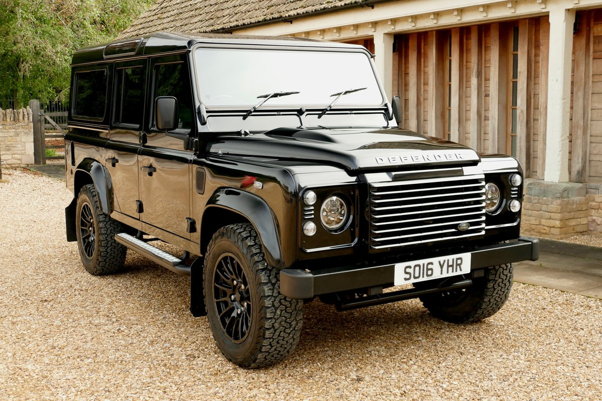 2016 LAND ROVER DEFENDER 6.2 V8 LS AUTO XS STATION WAGON For Sale (picture 1 of 6)
