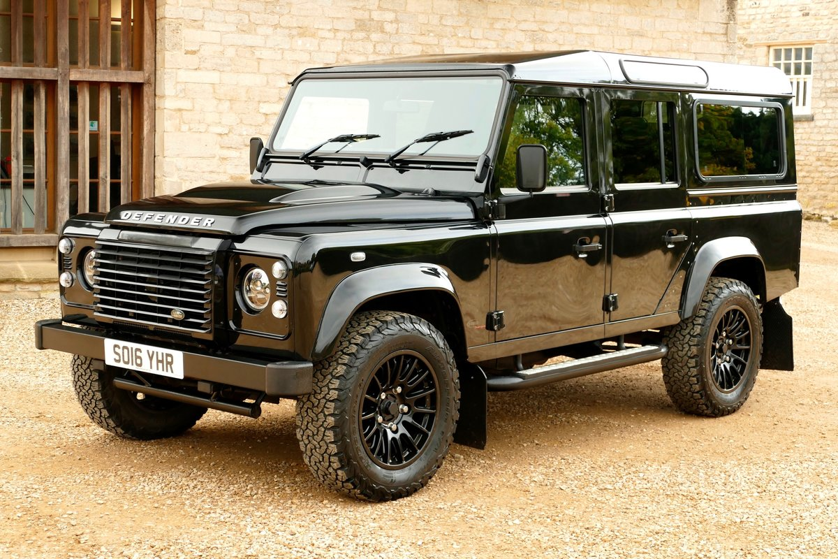 2016 LAND ROVER DEFENDER 6.2 V8 LS AUTO XS STATION WAGON For Sale (picture 2 of 6)
