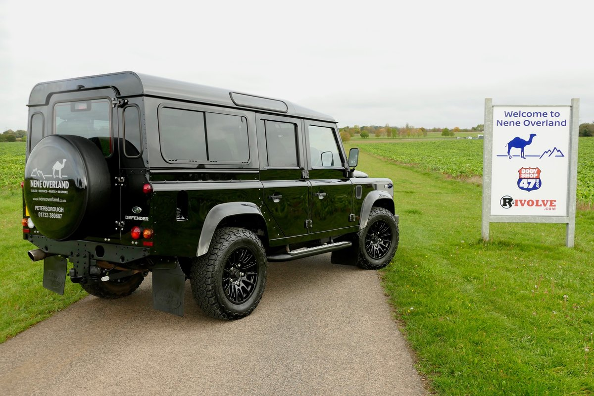 2016 LAND ROVER DEFENDER 6.2 V8 LS AUTO XS STATION WAGON For Sale (picture 6 of 6)
