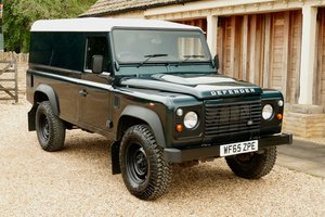 LAND ROVER DEFENDER 110 2.2TDci Hard Top