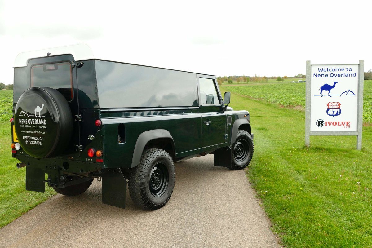 2015 LAND ROVER DEFENDER 110 2.2TDci Hard Top For Sale (picture 4 of 6)