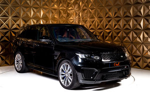 Picture of 2015 Range Rover SVR SOLD