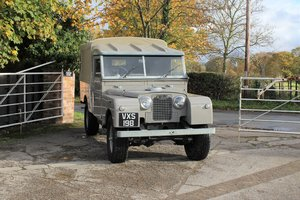 Picture of 1955 Land Rover Series I Pick Up For Sale