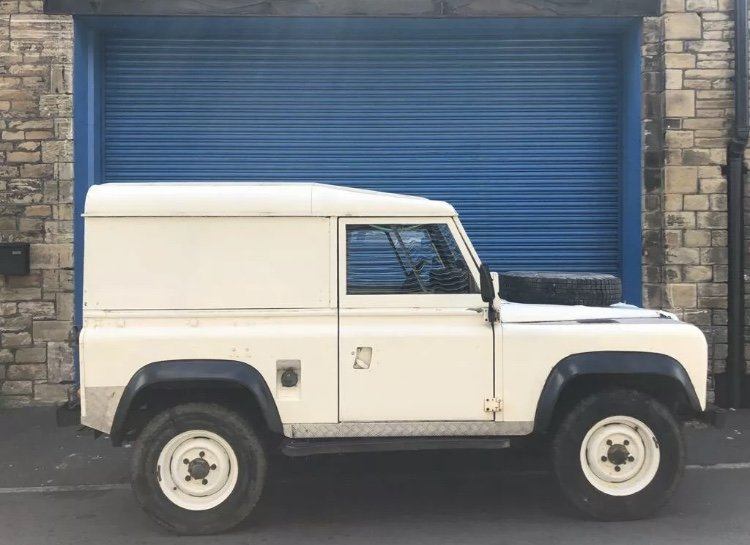 1987 /D Land Rover Defender 90 200tdi LHD For Sale (picture 3 of 6)