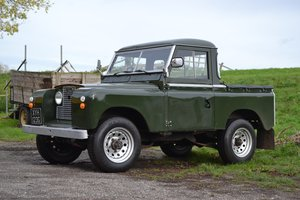Picture of 1969  Land Rover Series IIA 88