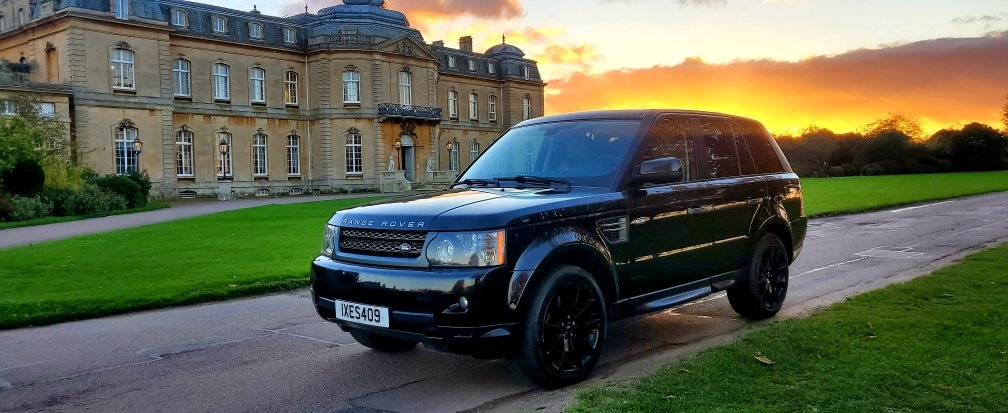 2011 LHD RANGE ROVER SPORT 3.0 SDV6 SE, LEFT HAND DRIVE For Sale (picture 1 of 6)