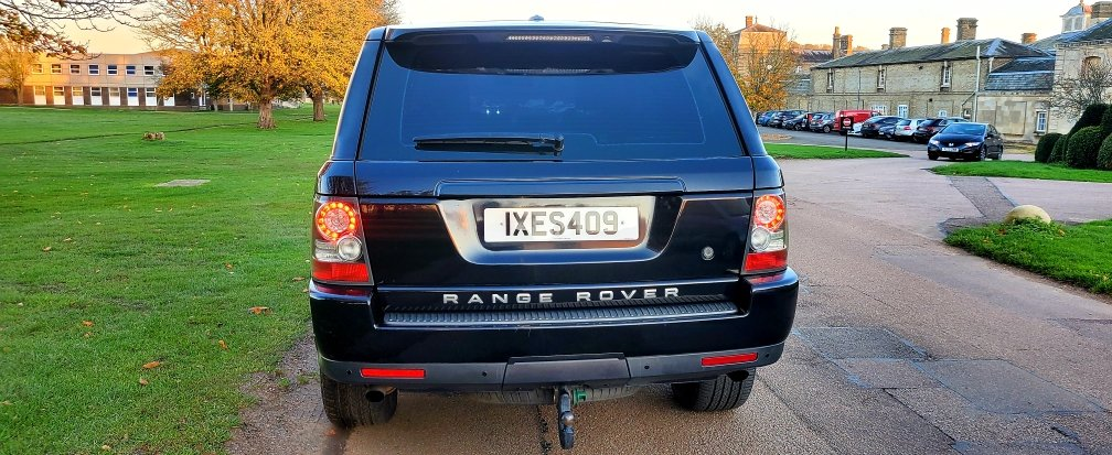 2011 LHD RANGE ROVER SPORT 3.0 SDV6 SE, LEFT HAND DRIVE For Sale (picture 3 of 6)