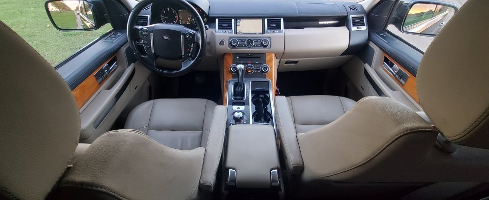 2011 LHD RANGE ROVER SPORT 3.0 SDV6 SE, LEFT HAND DRIVE For Sale (picture 6 of 6)