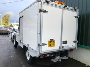 Picture of A 2005 Land Rover Defender Special Vehicle - 11/11/2020 SOLD by Auction