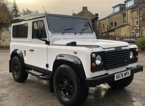 /K Land Rover Defender 90 Station Wagon 200tdi