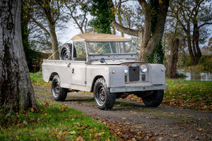 """Picture of Land Rover Series 2 109"""" Pickup 1959 Model Original Patina E For Sale"""