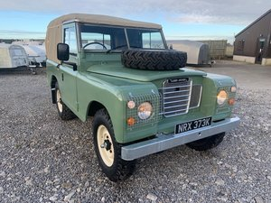 Picture of 1971 Land Rover® Series 3 RESERVED SOLD