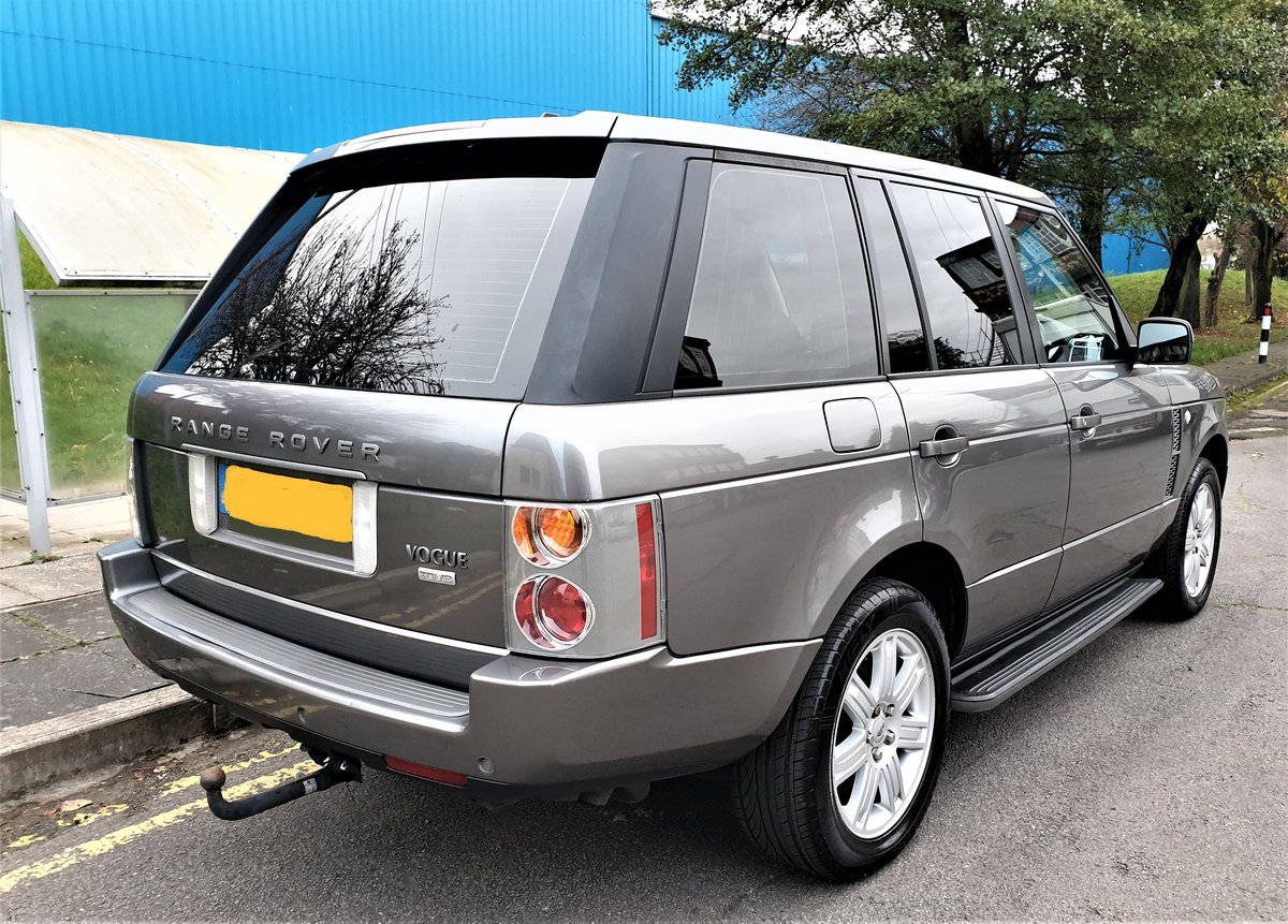 2008 RANGE ROVER VOGUE 3.6 V8 TURBO DIESEL FULL SERVICE HISTORY For Sale (picture 3 of 6)
