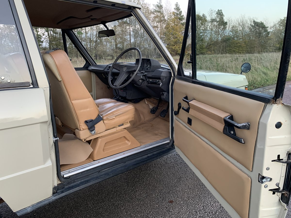 1971 RANGE ROVER SUFFIX A -ONE OWNER, INCREDIBLE, UNRESTORED For Sale (picture 4 of 6)
