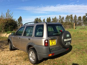 Picture of 1998 Land Rover Freelander XEI only 36,000 Miles