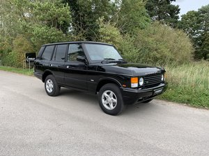 Picture of 1995 RANGE ROVER CLASSIC BROOKLANDS - RUST FREE AND LOVELY For Sale