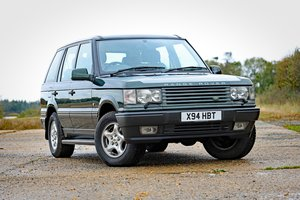 Picture of 2000 Land Rover Ranger Rover P38A 4.0 Country SOLD