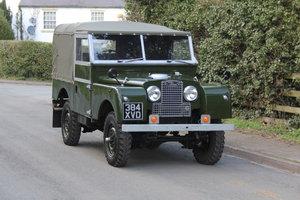 Land Rover Series I, Beautifully Restored