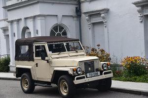 Unique Land Rover Lightweight