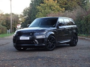 Picture of 2018 18 Land Rover RANGE ROVER SPORT