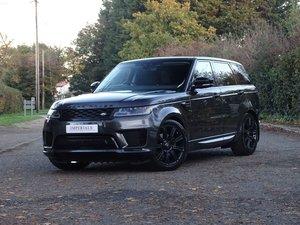 201818 Land Rover RANGE ROVER SPORT