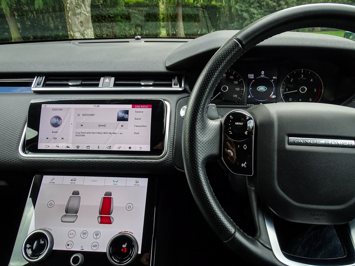 2018 Land Rover RANGE ROVER VELAR For Sale (picture 9 of 20)