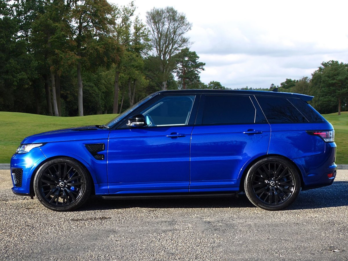 2016 Land Rover RANGE ROVER SPORT For Sale (picture 2 of 20)