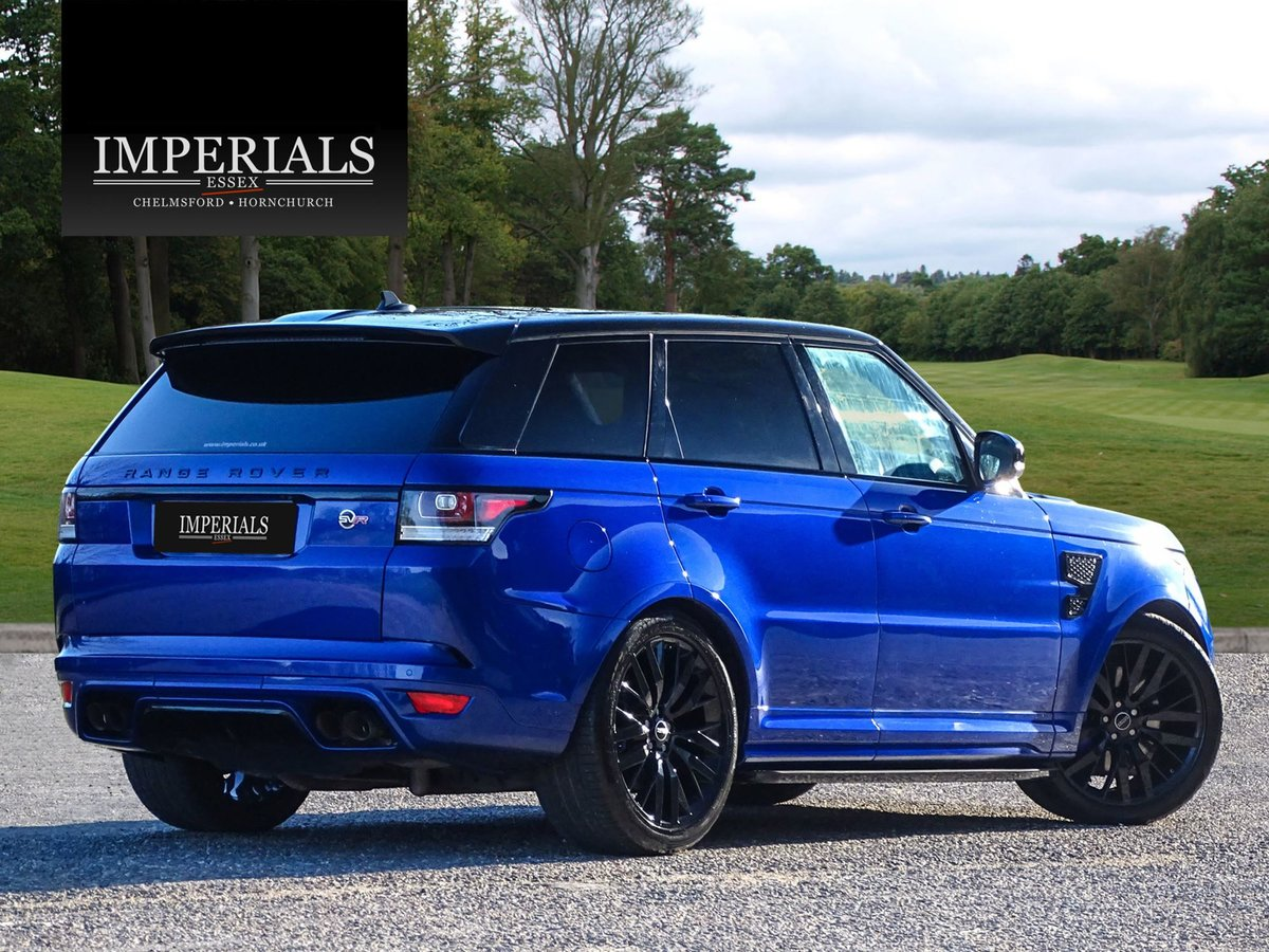 2016 Land Rover RANGE ROVER SPORT For Sale (picture 5 of 20)