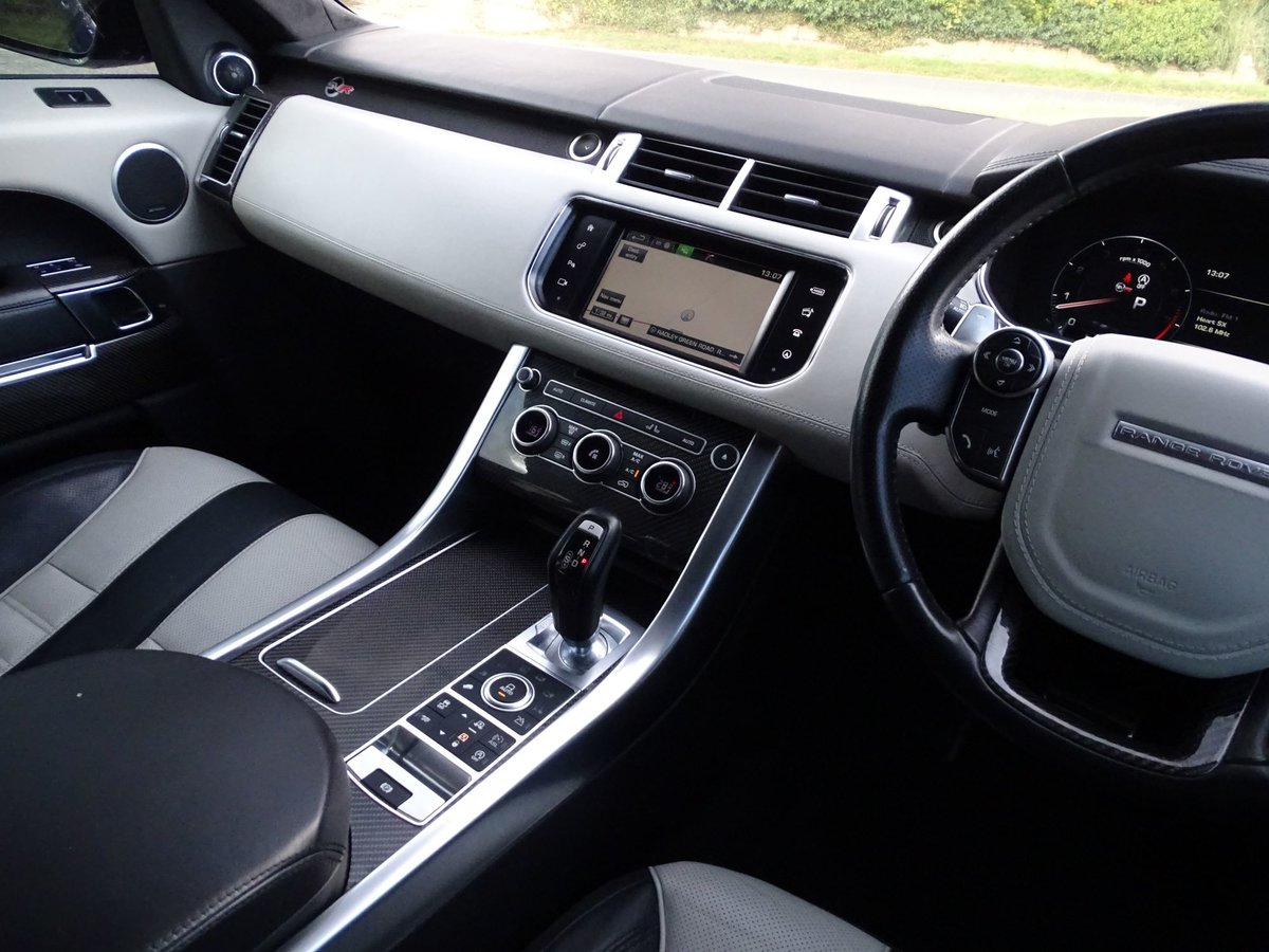 2016 Land Rover RANGE ROVER SPORT For Sale (picture 7 of 20)
