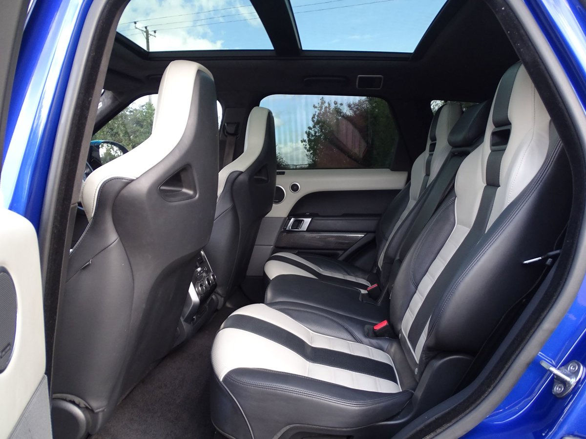 2016 Land Rover RANGE ROVER SPORT For Sale (picture 14 of 20)