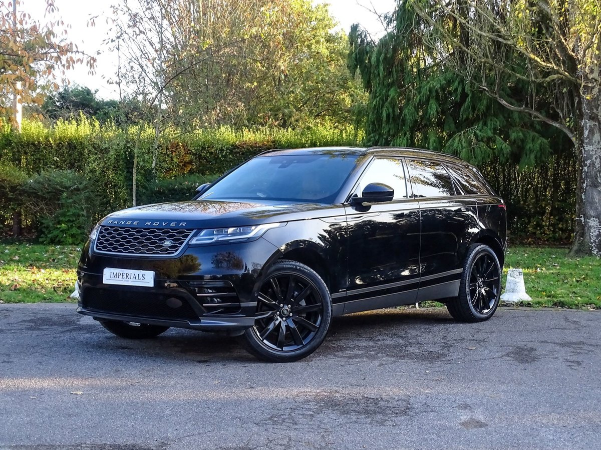 201868 Land Rover RANGE ROVER VELAR For Sale (picture 1 of 20)